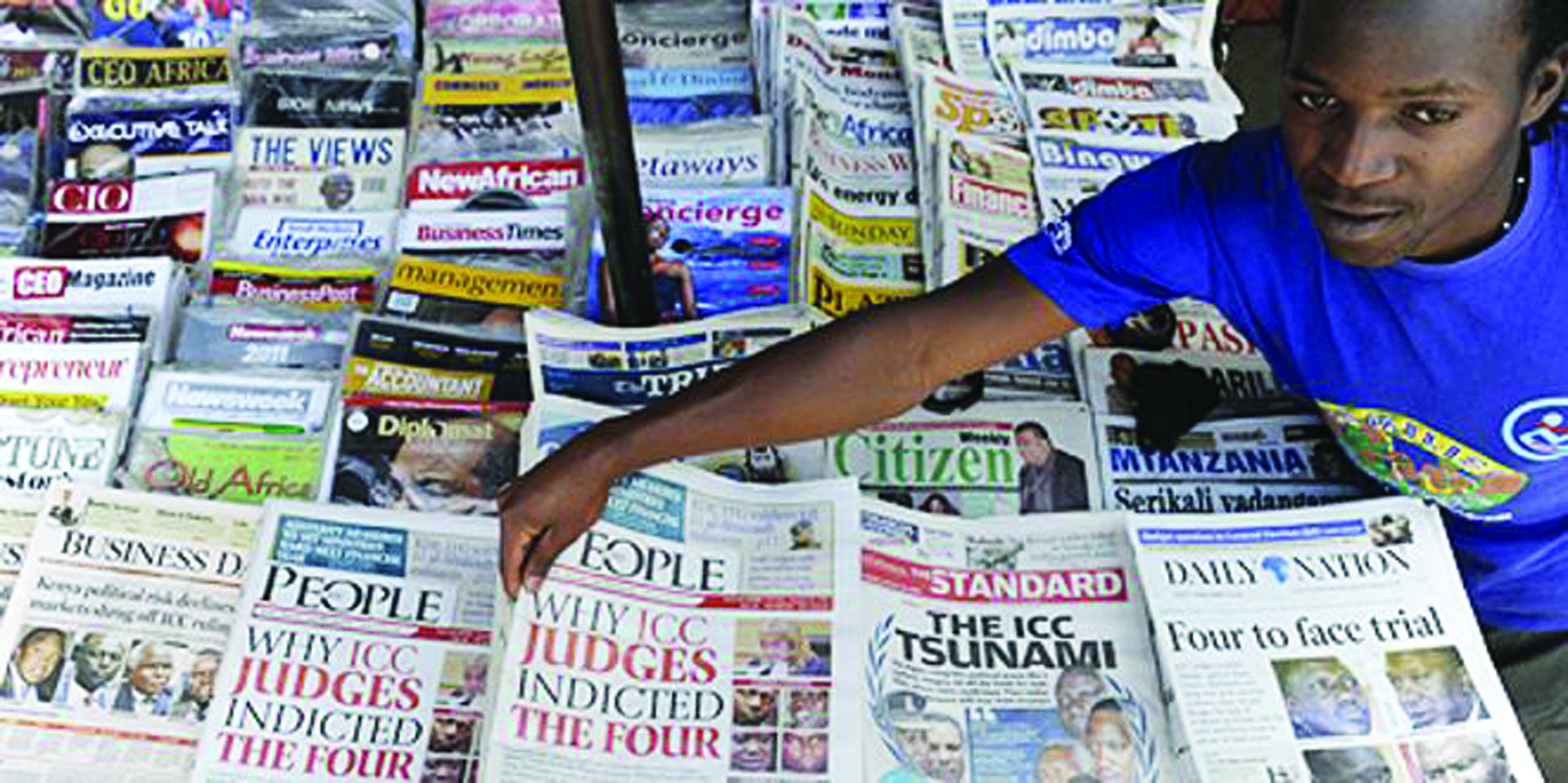 Newspaper crisis:  Everything to gain by reinventing