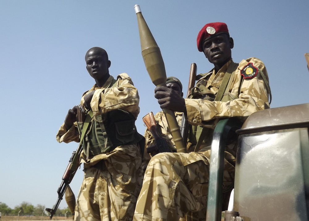South Sudanese army 'getting away with murder'