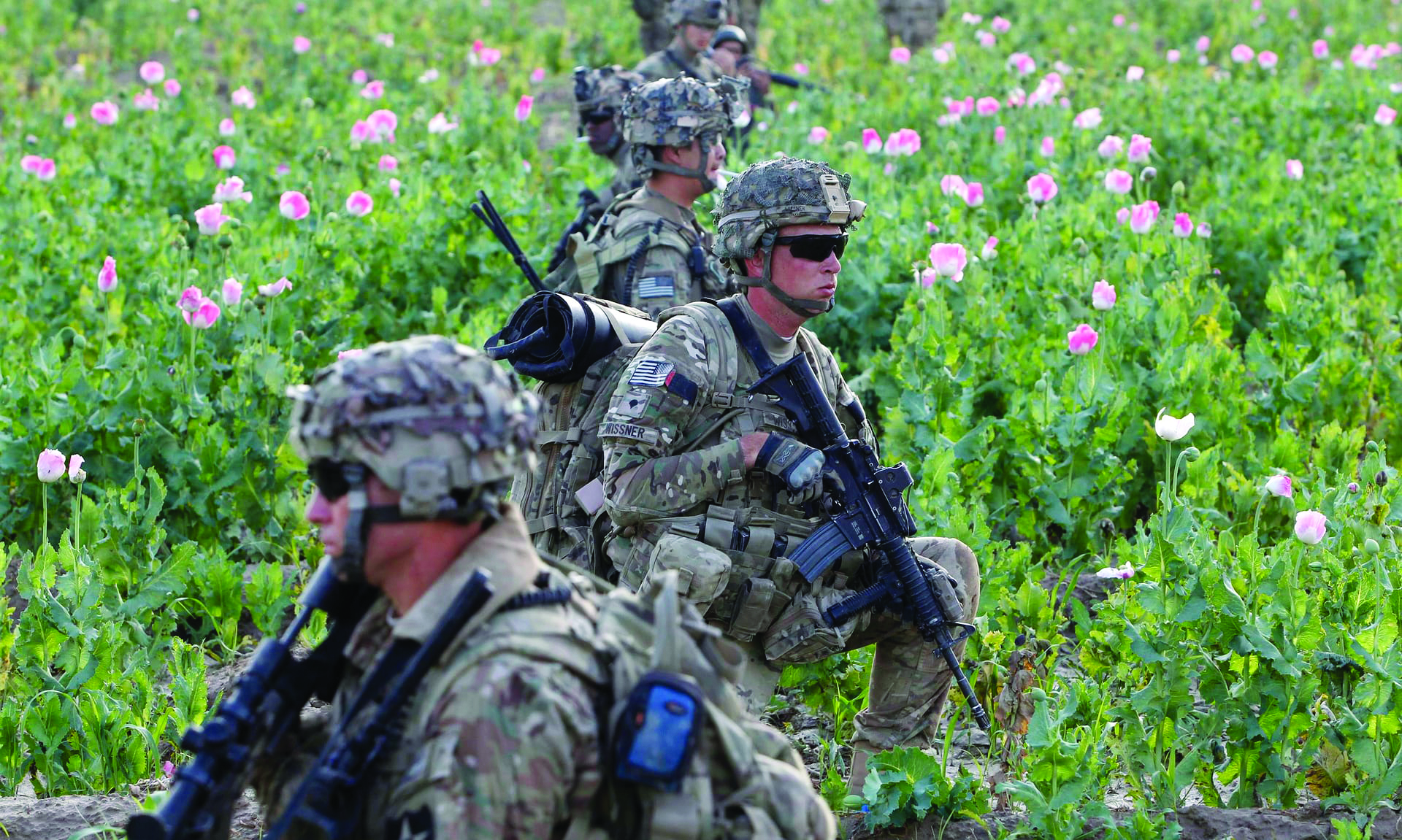 The Afghan conundrum: How the heroin trade explains US-UK failure in Afghanistan
