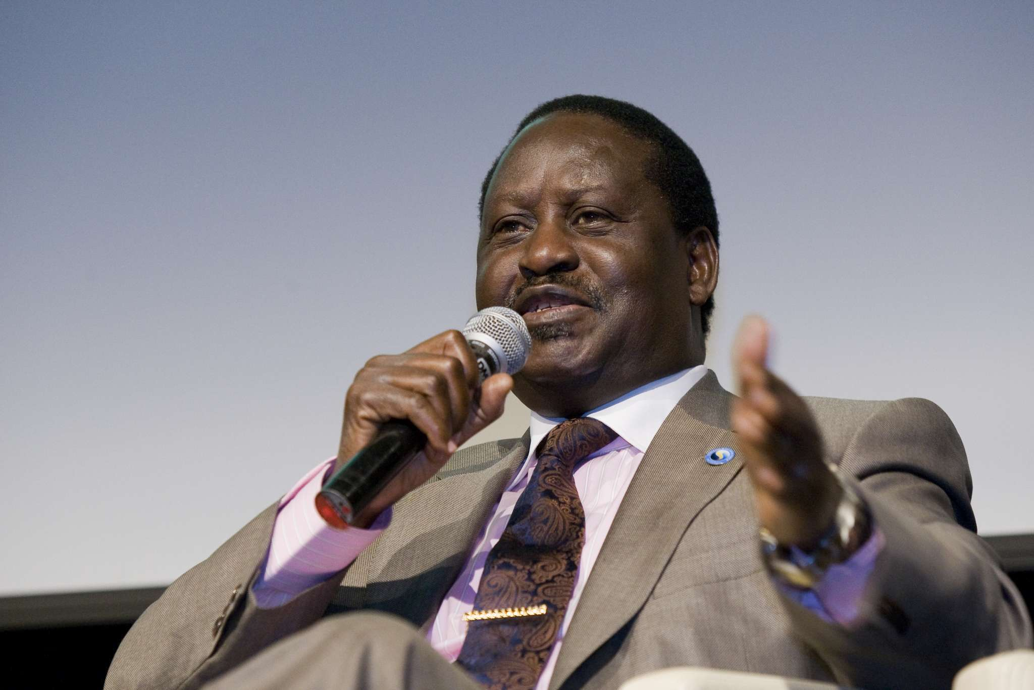 Does Raila draw executive power? Half of a shady story