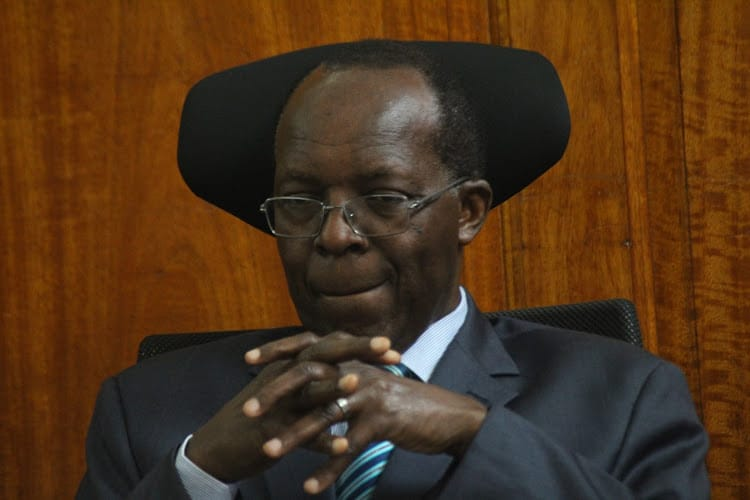 Ojwang tribunal is nonsense on stilts