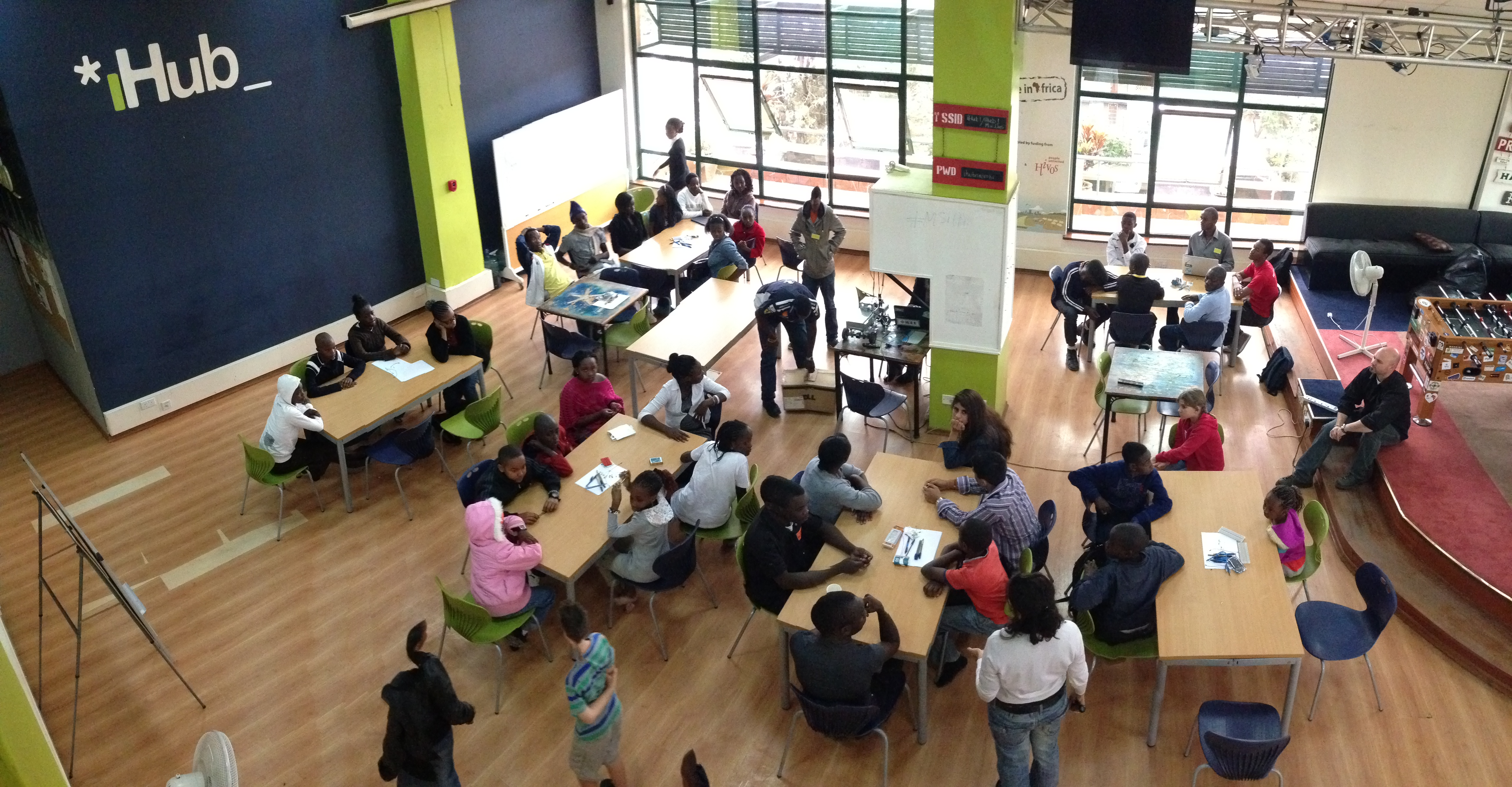 African tech hubs are starting to specialise to build a budding culture of innovation