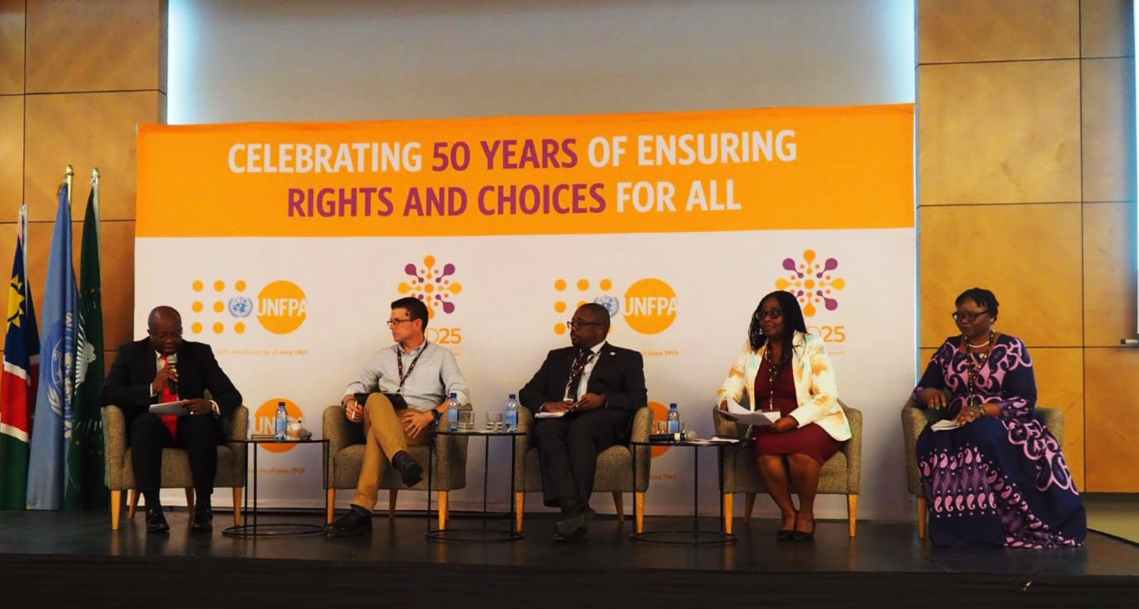 ICPD25 charts 'clear path' to transform the world for women and girls