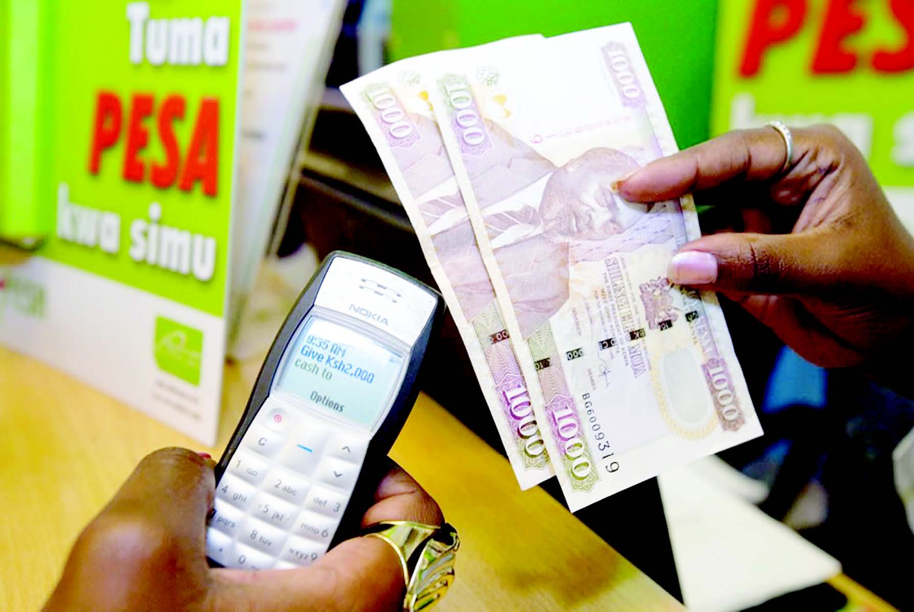 A critique of Kenya's banking laws: The case of under-regulated mobile banking