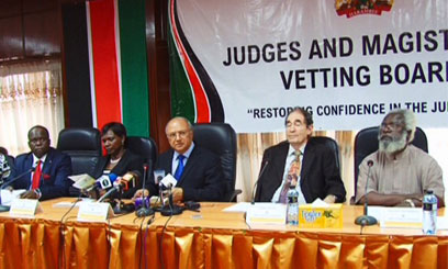 Judiciary crying out for another purge