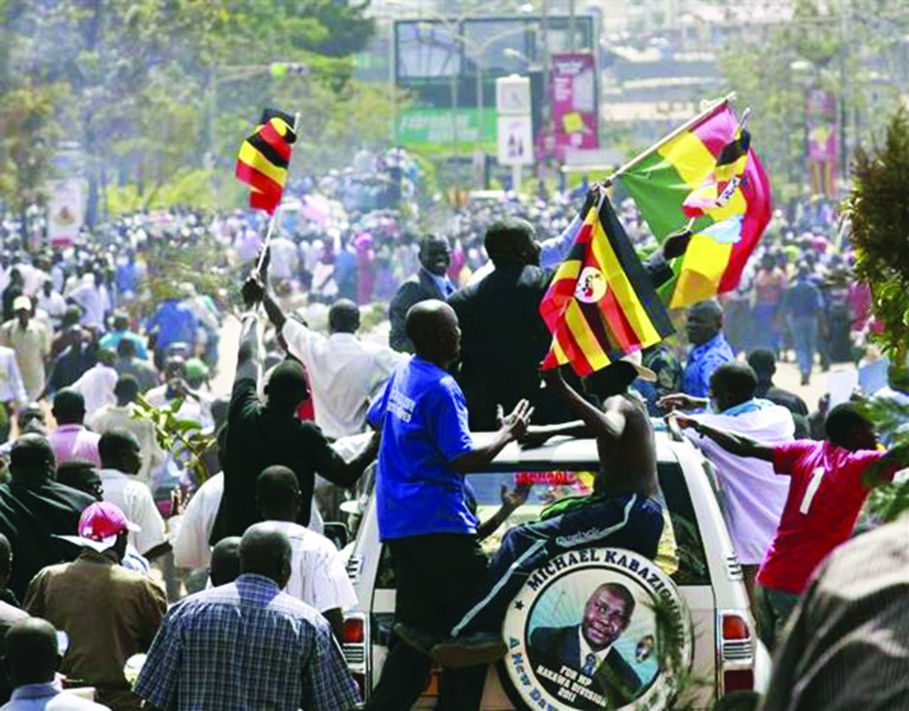 Uganda about ripe for a  long overdue 'revolution'
