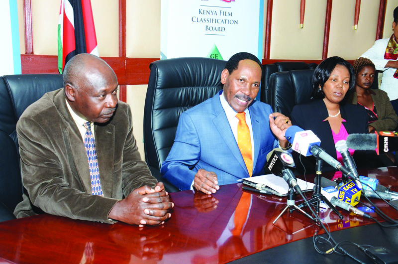 KFCB overstepping its mandate