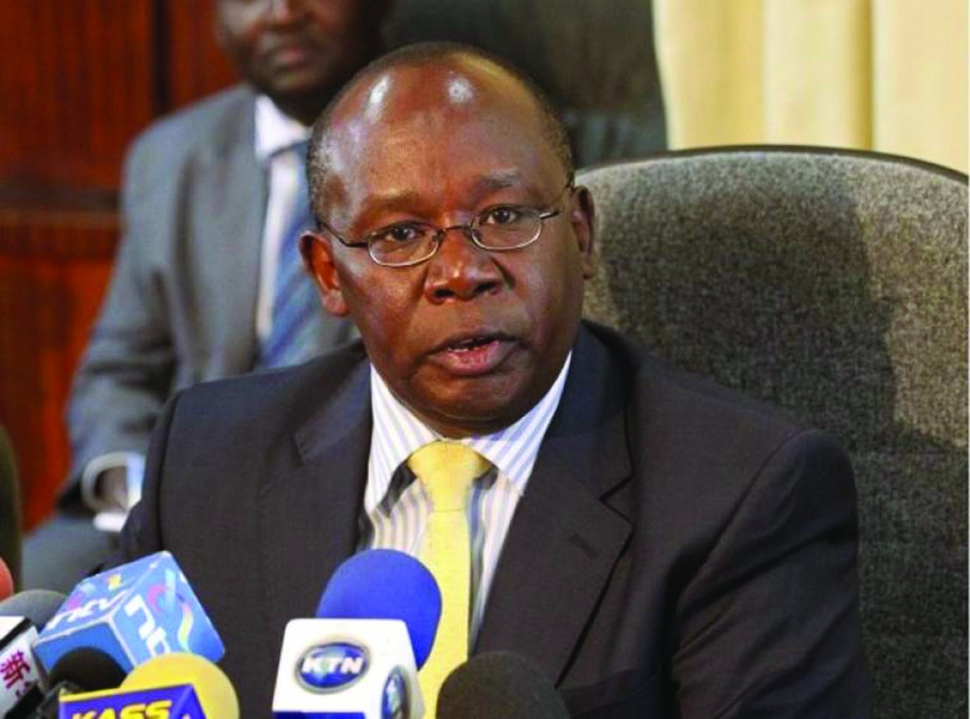 Githu vs Njee: Apparent 'sibling' rivalry, but President's men say they are cool