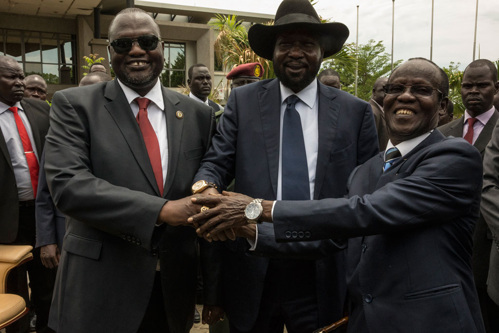 It is time to get serious  with South Sudan