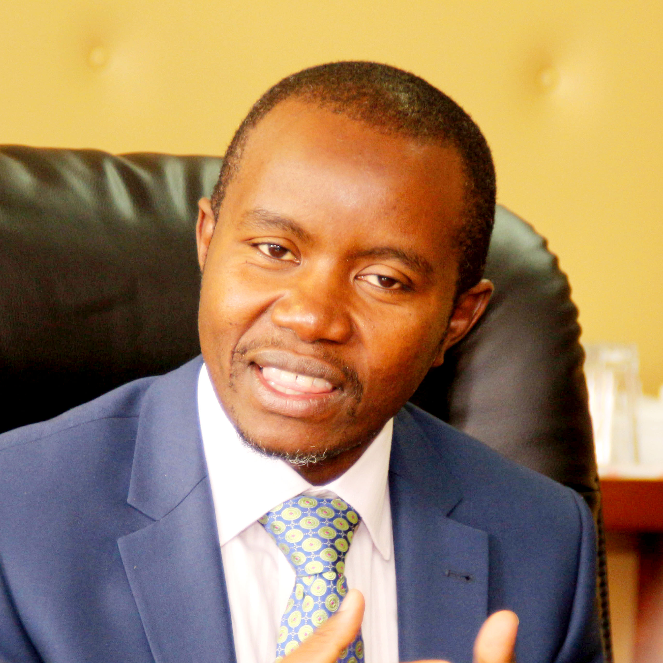 To CS Mucheru, there is a bit of opportunity and ICT in everything