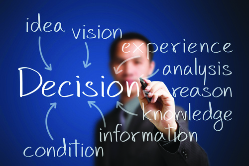 The science of decision making in a court of law