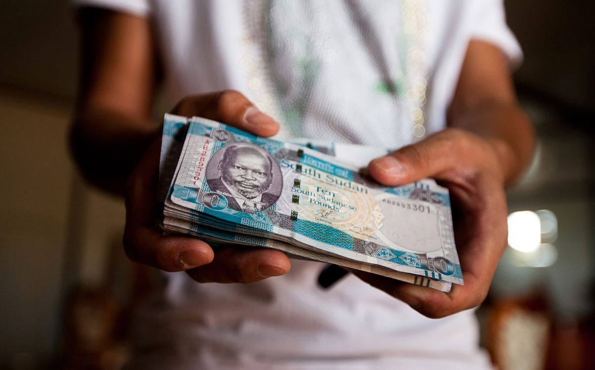 To fight hyperinflation, South Sudan taxes aid workers