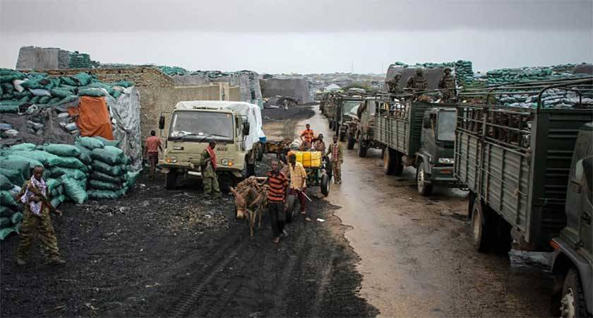 KDF occupation 'a decade of illicit trade and failed objectives', locals allege. Military says allegations are ludicrous