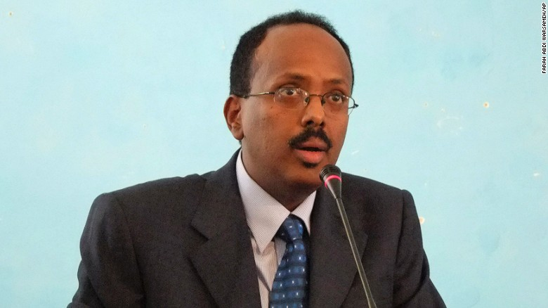 Mohammed Farmajo gives Horn of Africa fresh hope