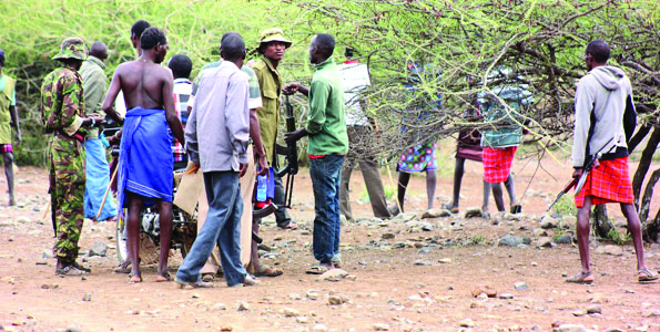 Kenya's land invasion episodes portend election violence
