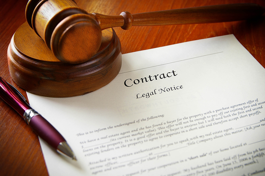 Law & psychology: Limits of a contract
