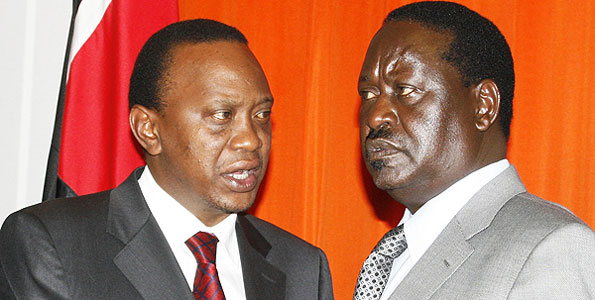 Kenya's anger, however intense, may not stop the Uhuru juggernaut