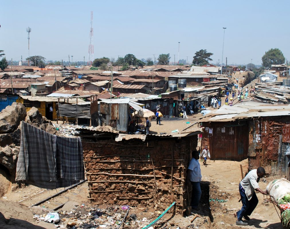 Exploitation and short-sightedness in Africa's slums