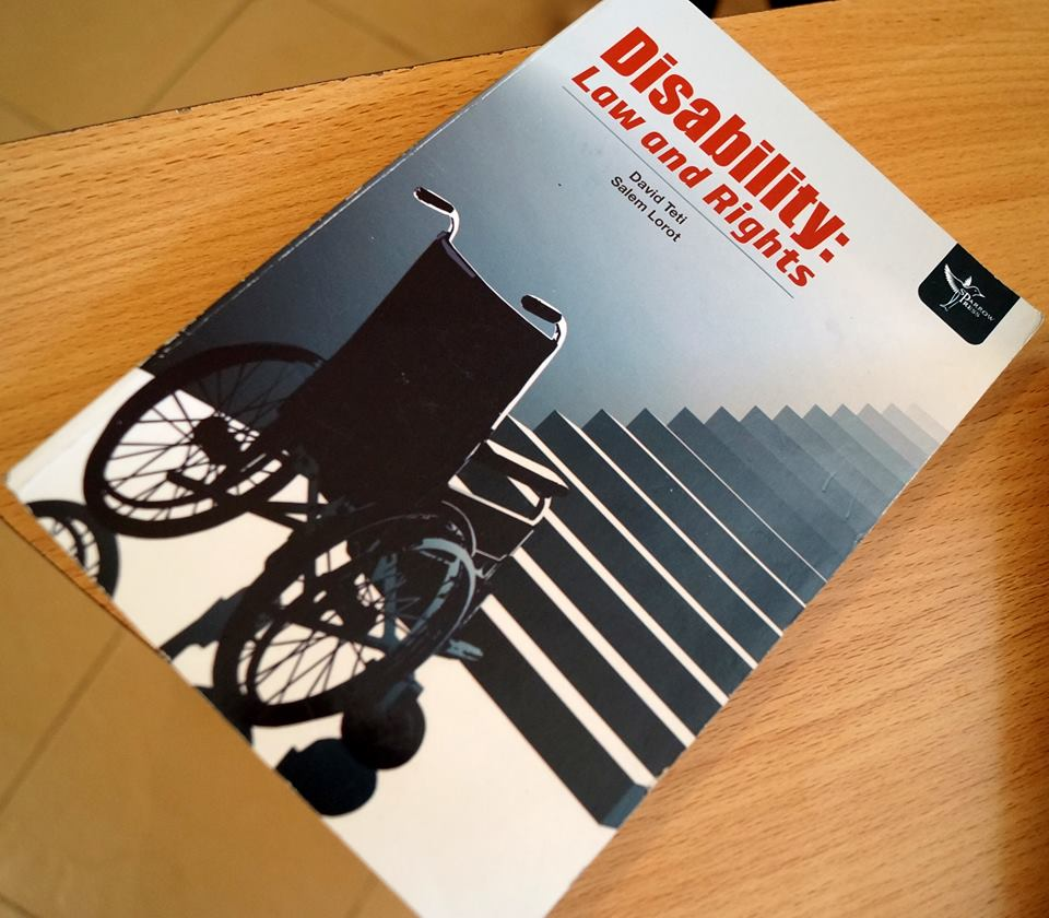 An account of disability law and rights in Kenya