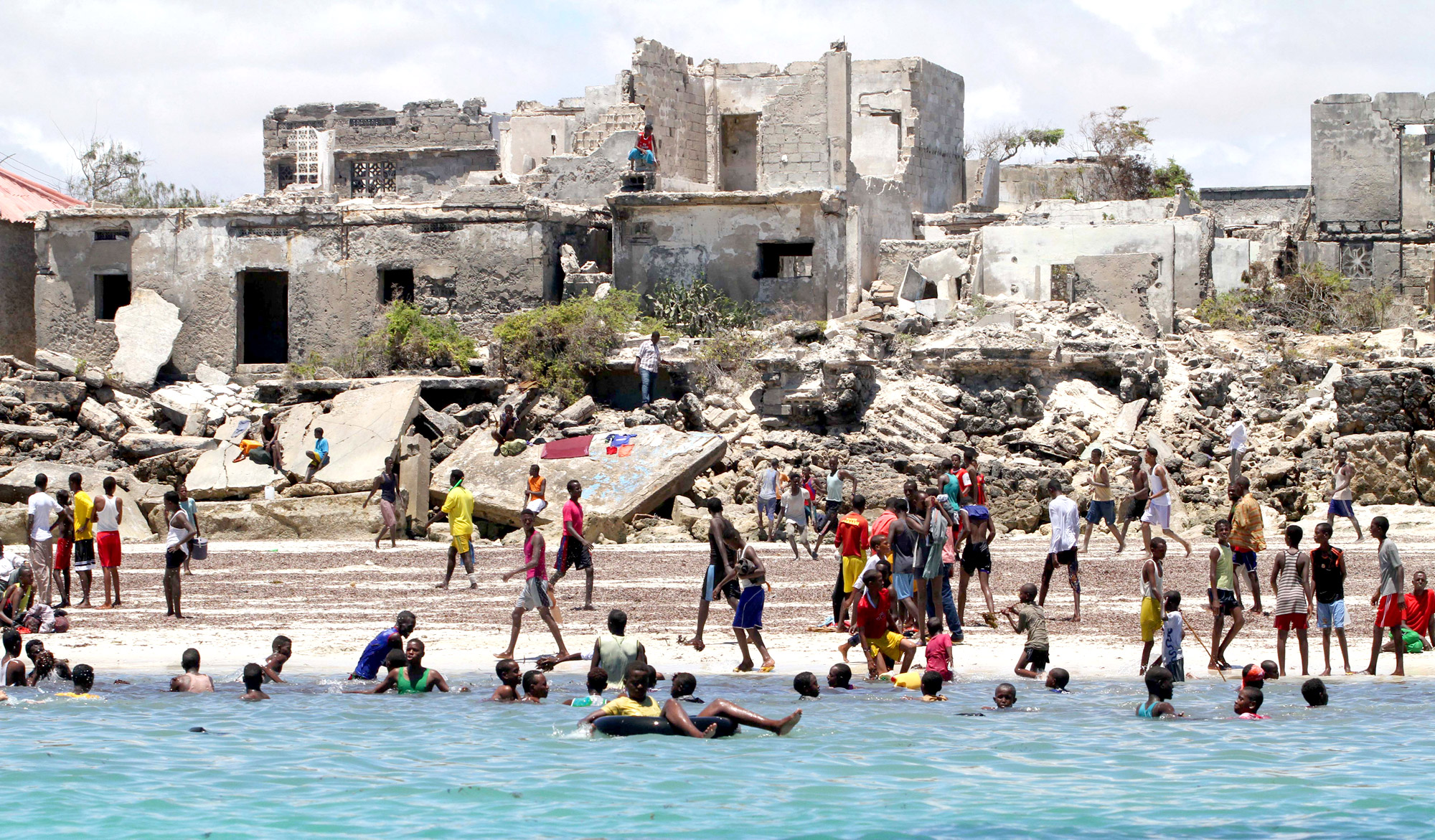 Three tales of Mogadishu: Violence, a booming economy … and now famine