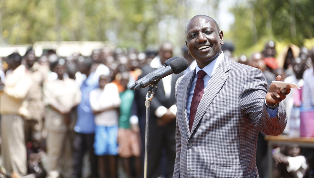 Ruto's Central Kenya nightmare and how to balance the equation for 2022
