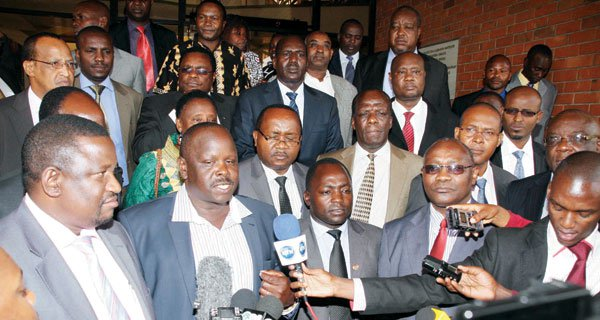Woes of deputy governors