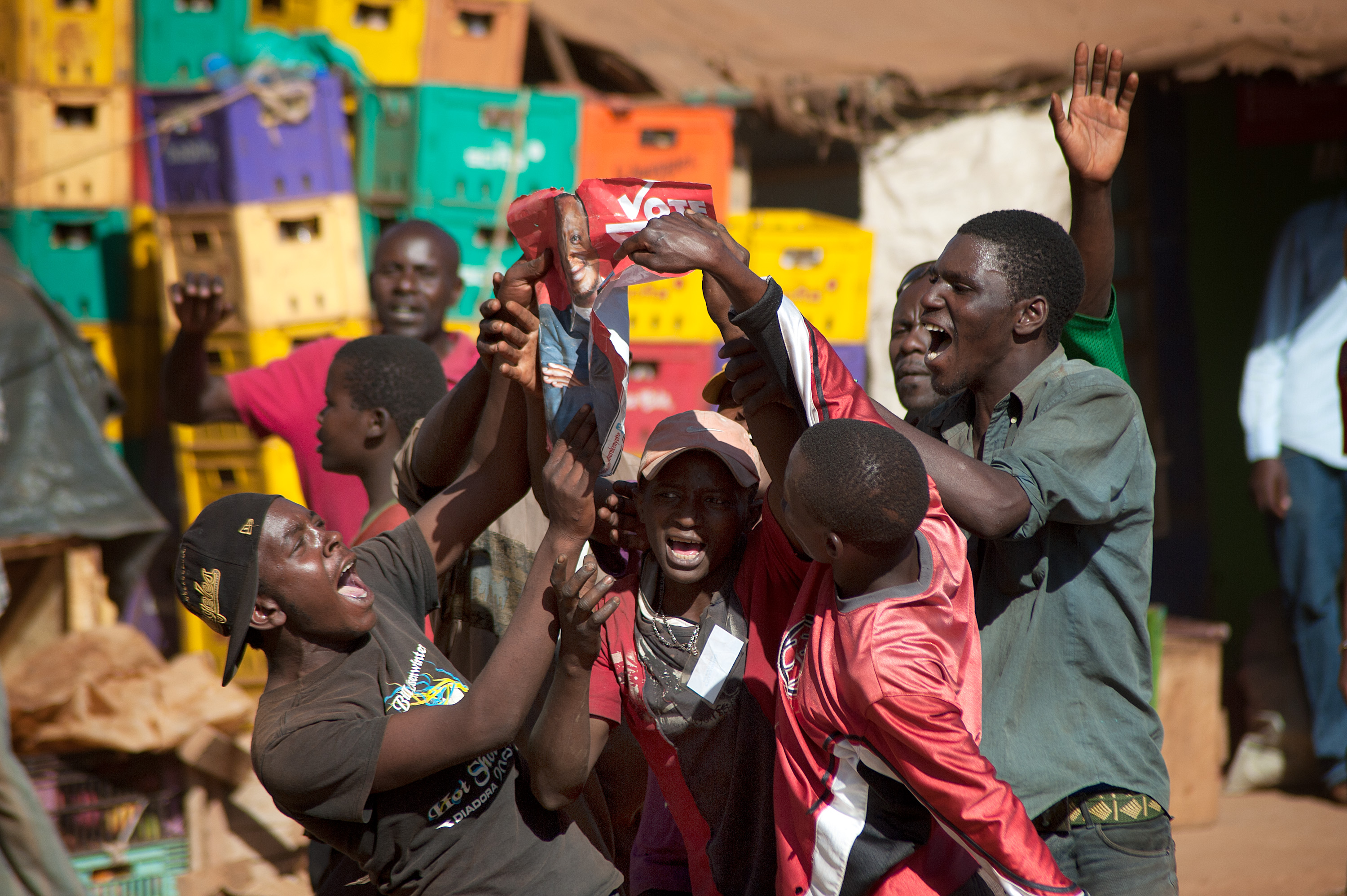 Kenyan youth exemplify 'the wretched' of Africa's electoral political processes