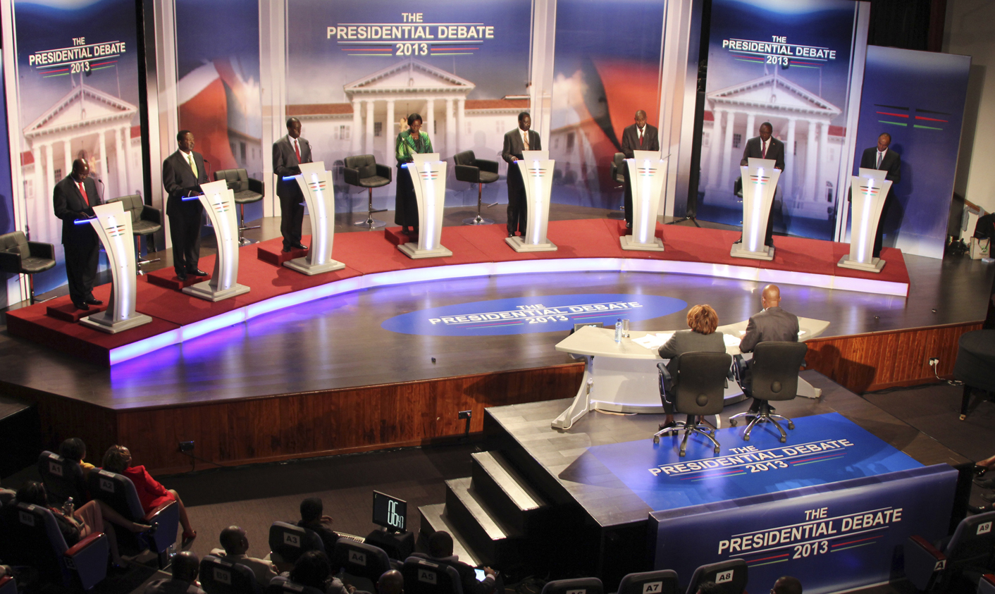 Are our kind of presidential debates really necessary?