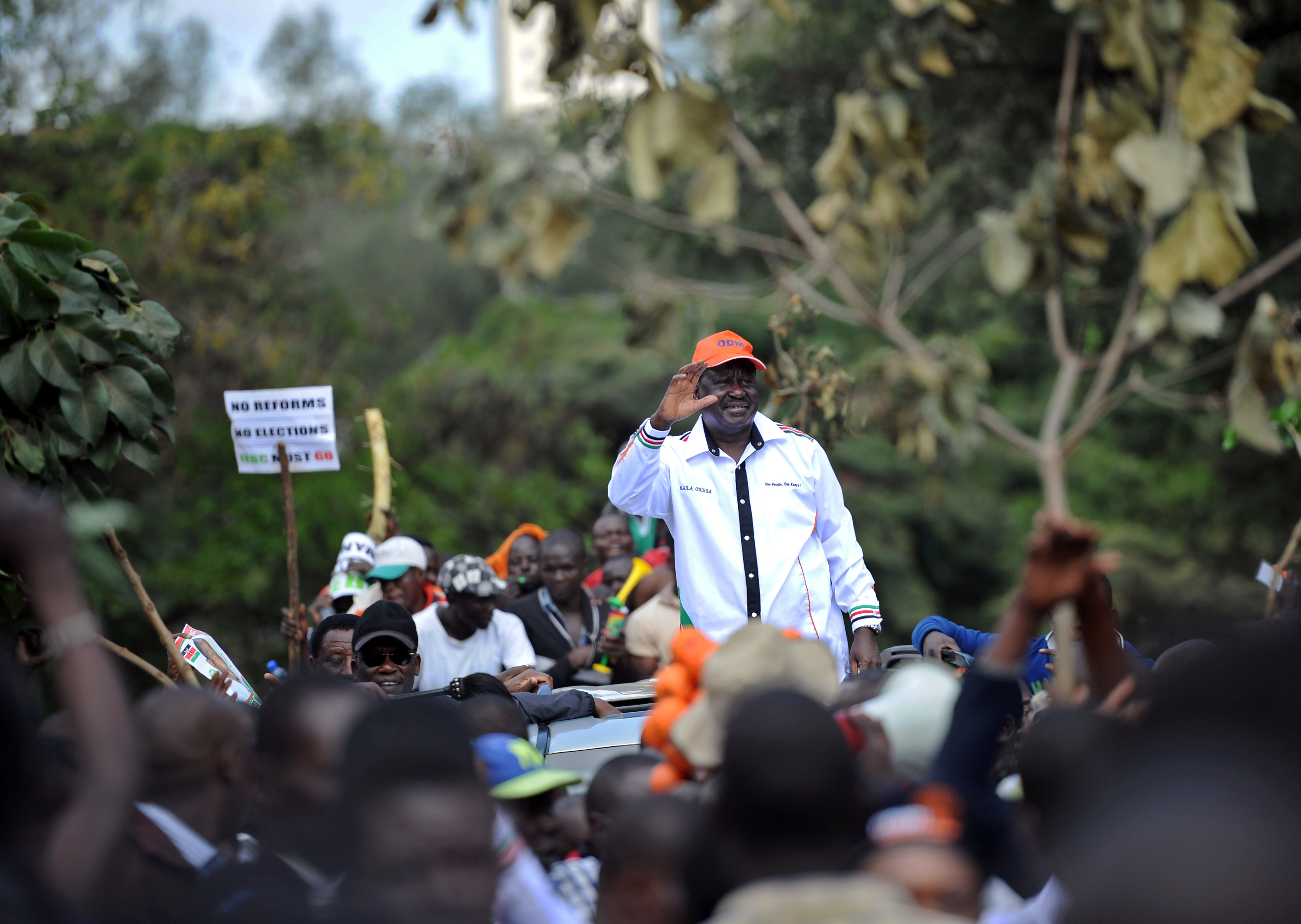 Will 'the system' give in to a Raila win?