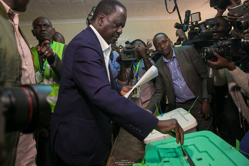 Silly organisational blunders cost Raila what was an 'easy win'