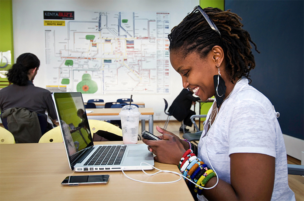 "Kenya's newest tech hubs are sprouting outside its ""Silicon Savannah"" in Nairobi"