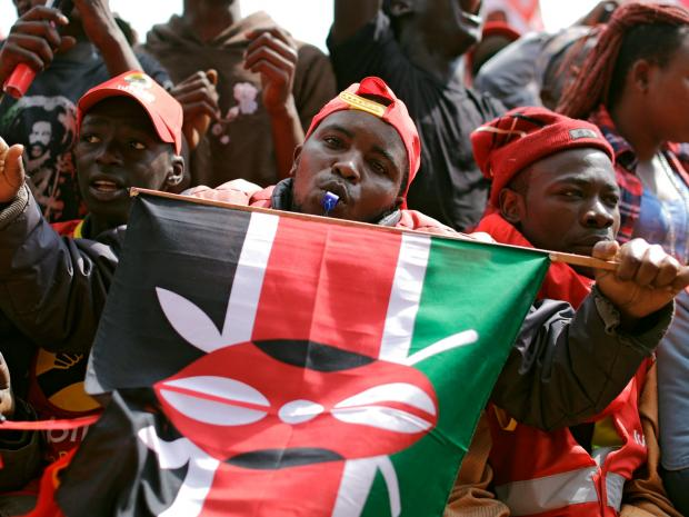 Kenyan Diaspora in US petitions Trump to intervene in repeat election row