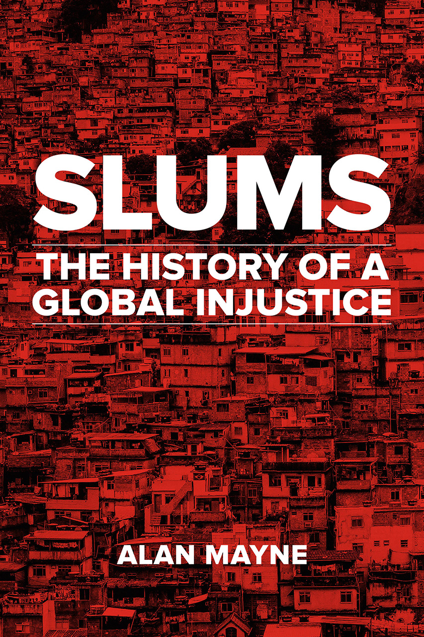 New book on slums an asset for social policy makers
