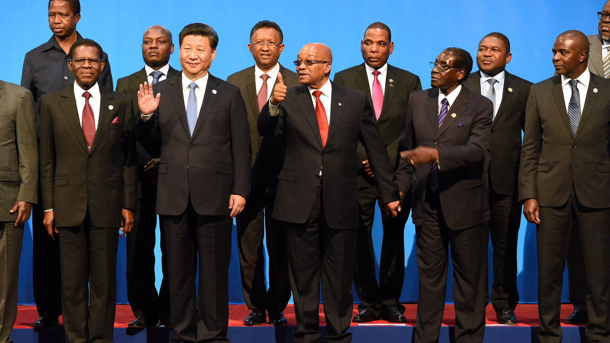 Beijing is cultivating the next generation of African elites by training them in China
