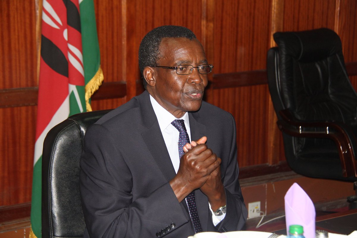 We are in the cusp of constitutional transformation, and CJ Maraga is our venerable chief priest