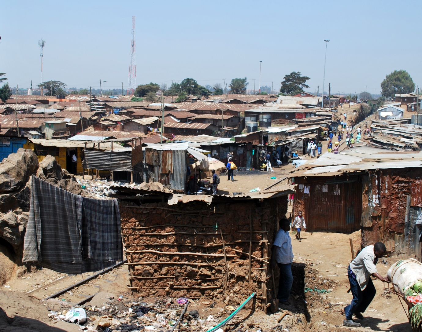 Why the number of poor is increasing despite growth in Africa