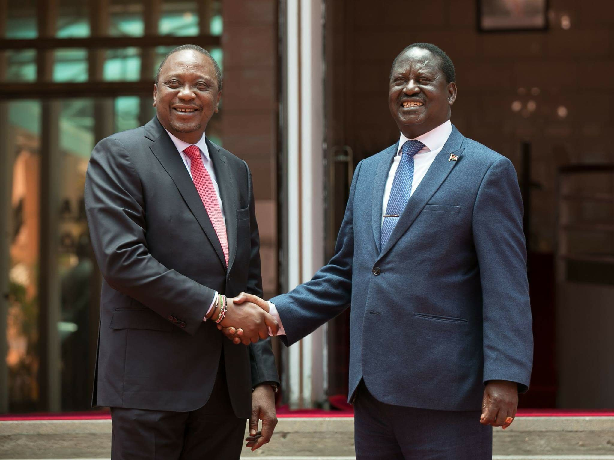 About a handshake: what we can glean from Uhuru-Raila pact