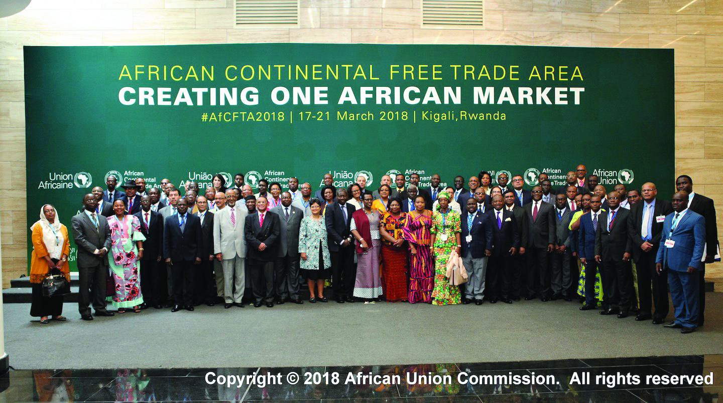 AfCFTA has the power to jump-start Africa's reluctant development leap