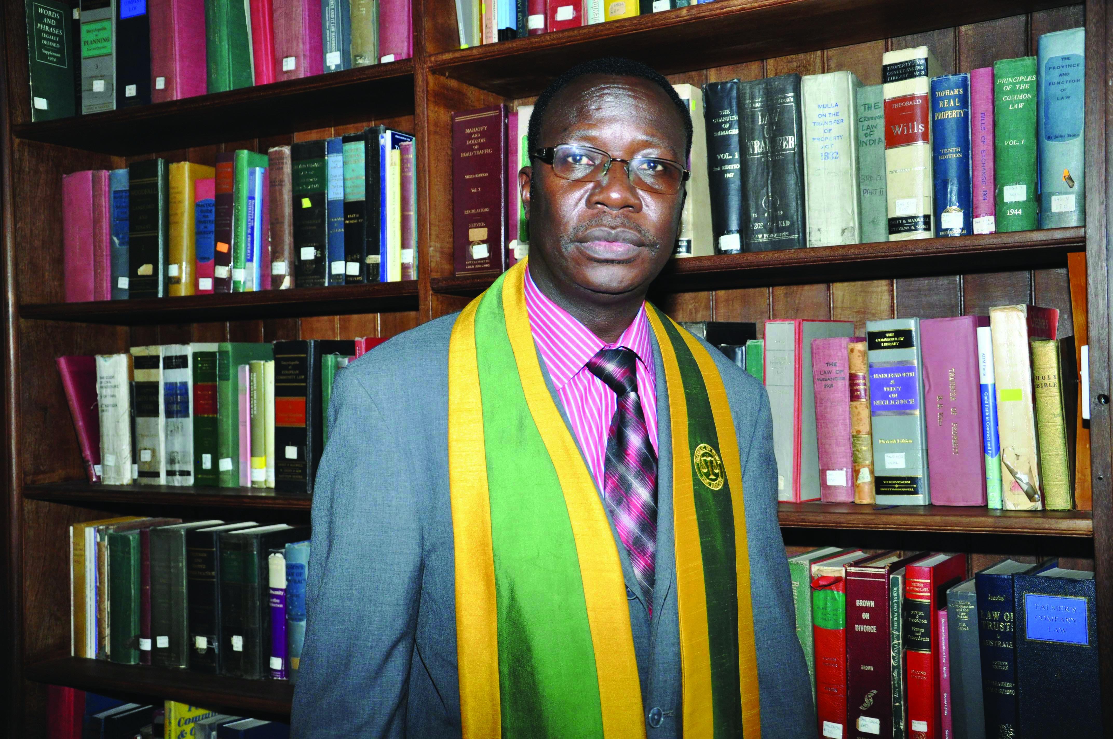 Dr. Smokin Wanjala
