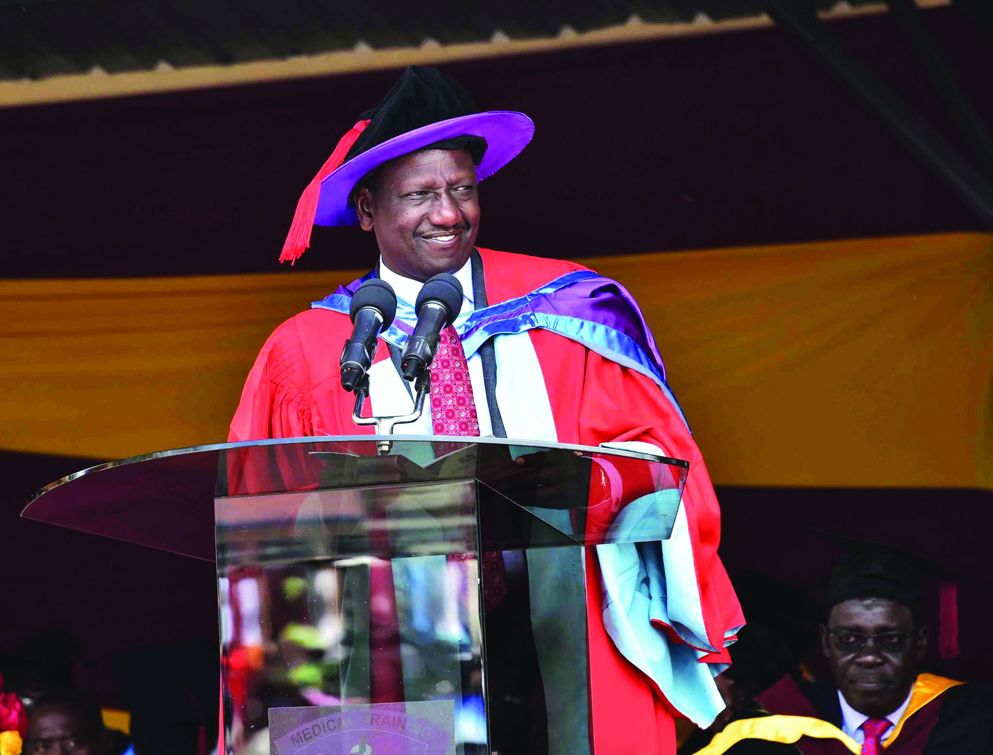 Stalked, harried, hunted Will Ruto survive?