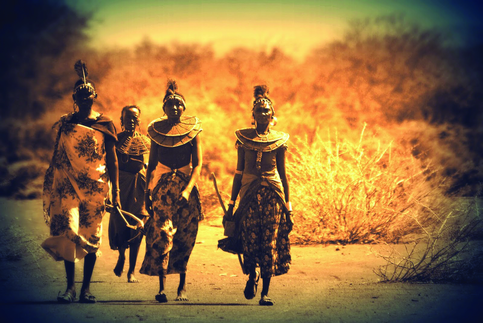 The Kalenjin and their trinity of land, cattle and women