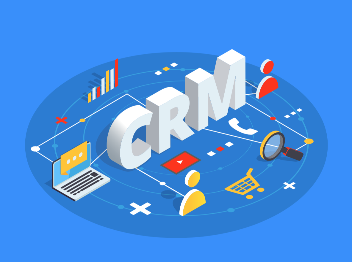The rise of the CRM market