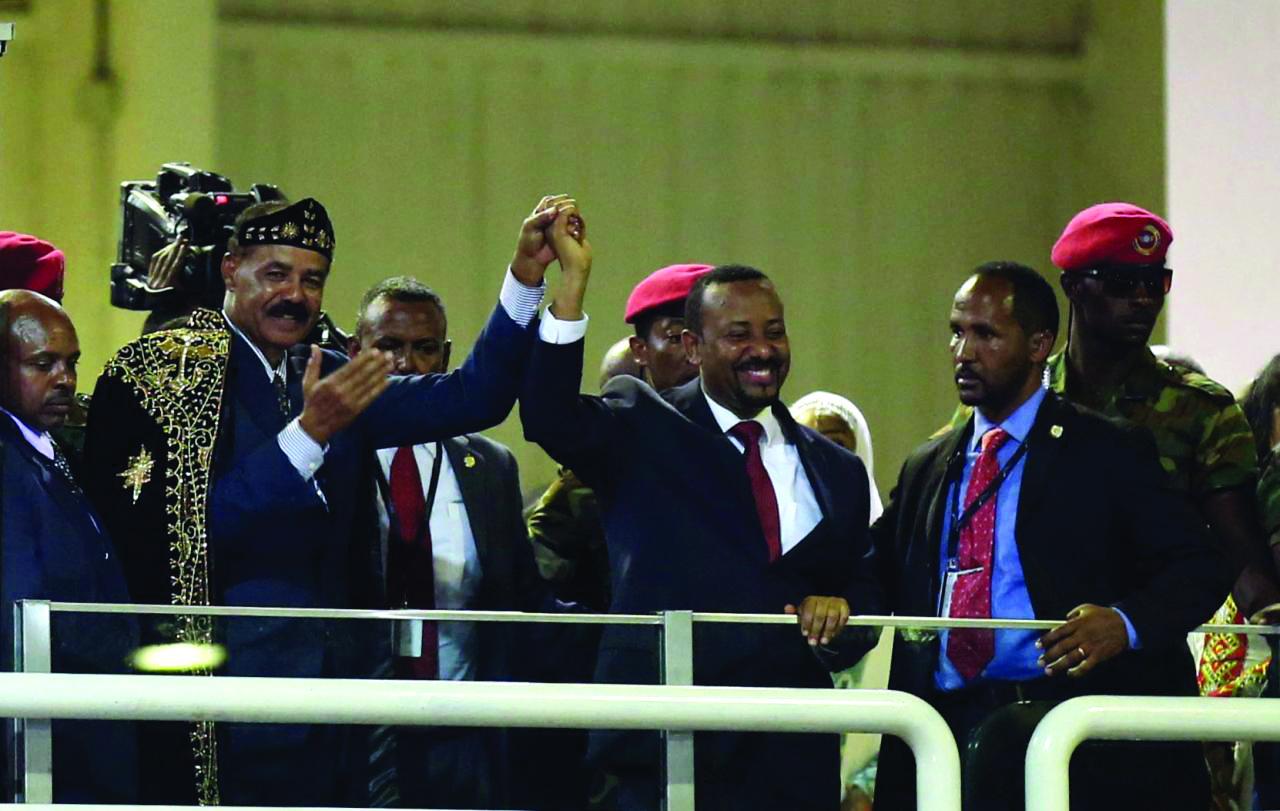 The geopolitics of the Ethiopia-Eritrea accord