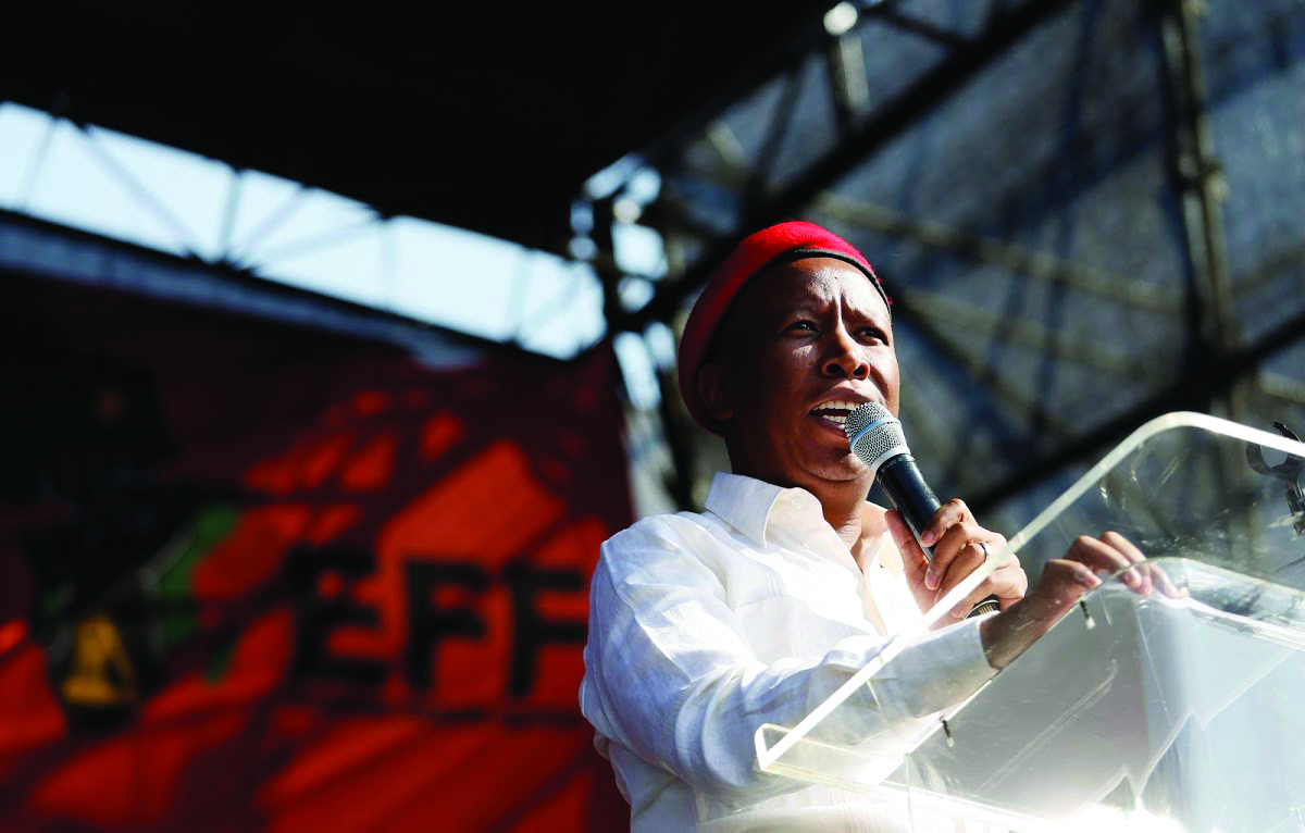 Julius Malema: the man, his mission and destination