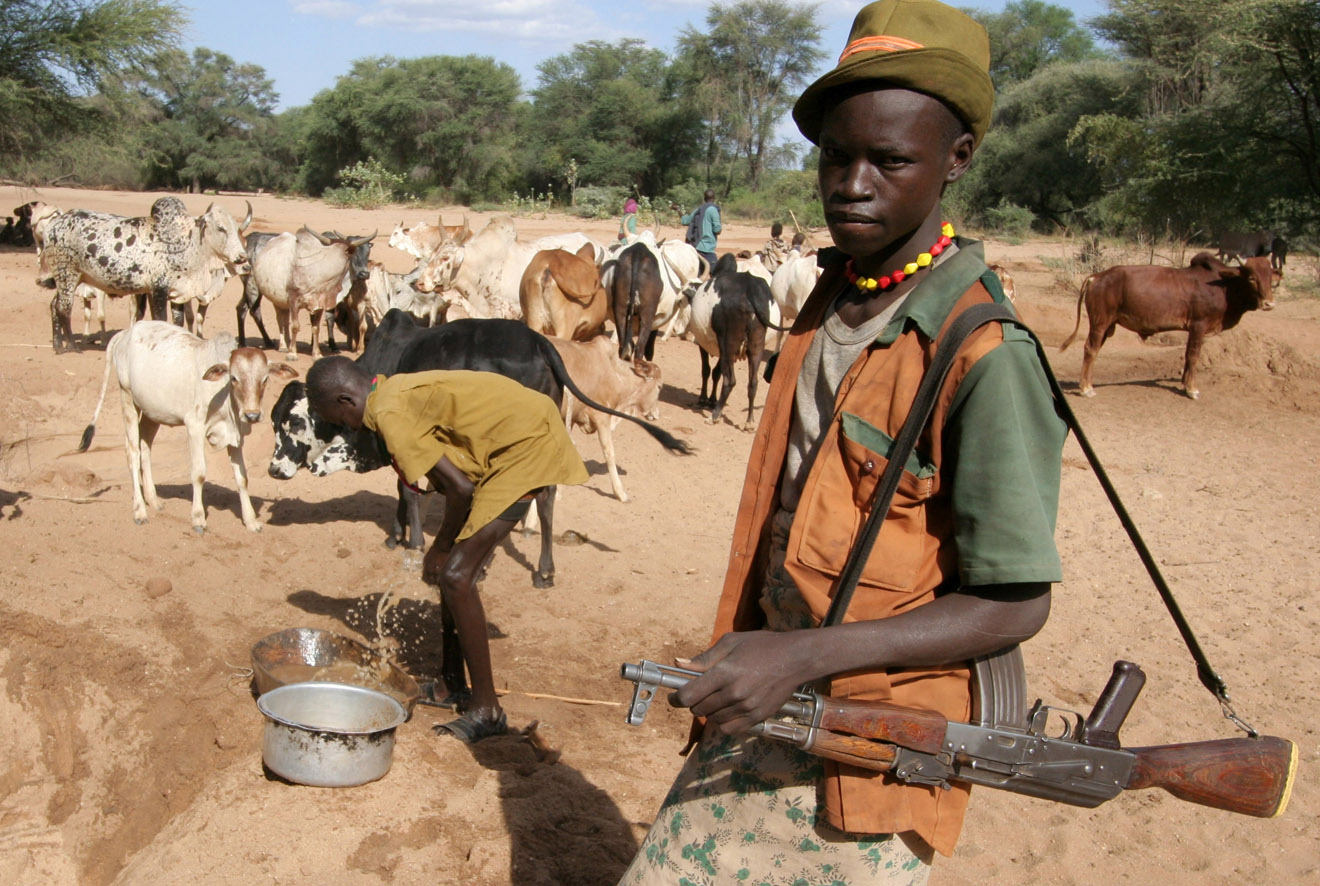 On the politics and honour of cattle rustling