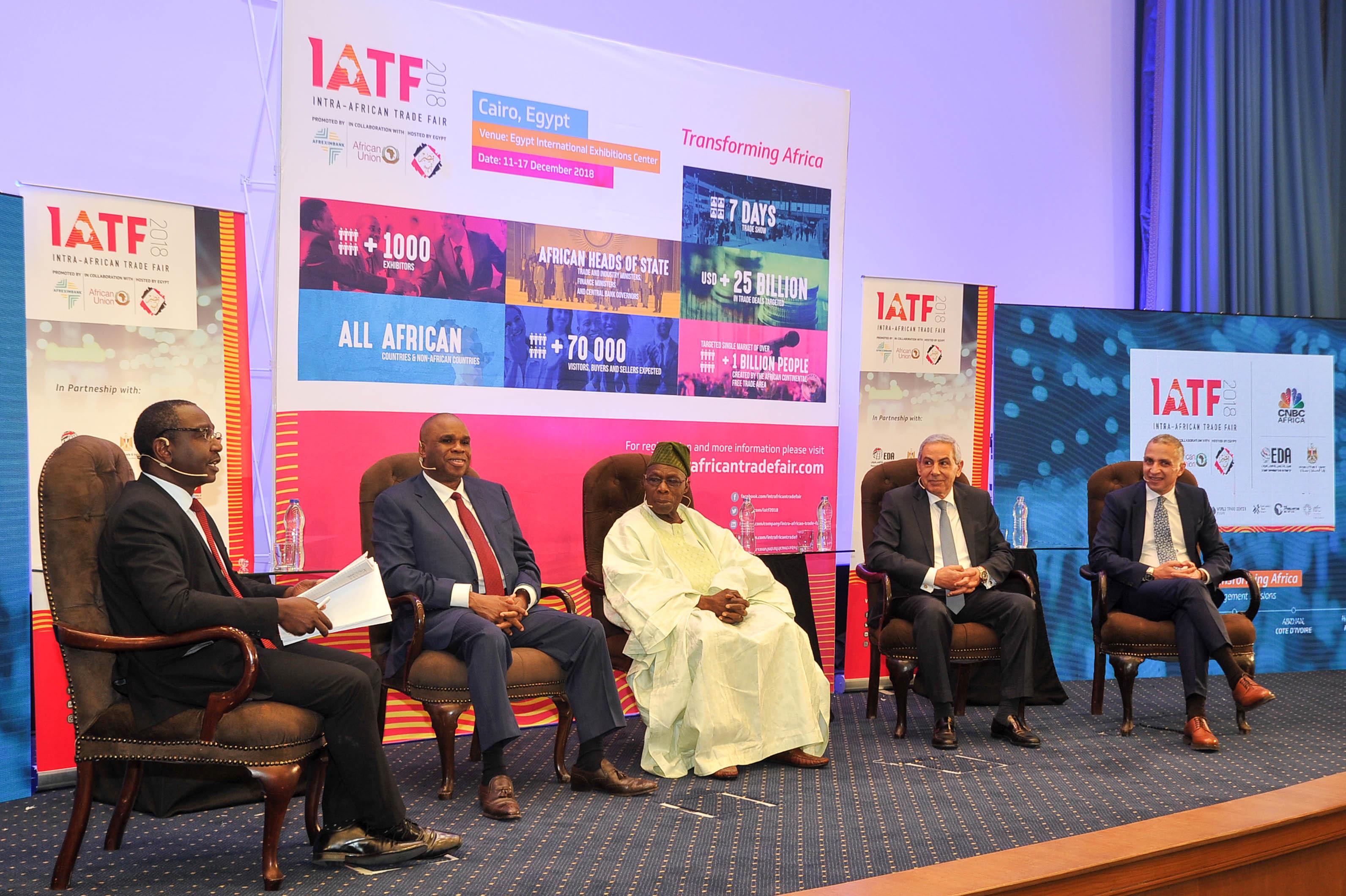 Deepening Kenya-African trade through IATF