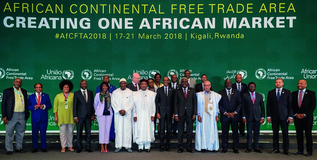 Speeding-up Africa's transformation
