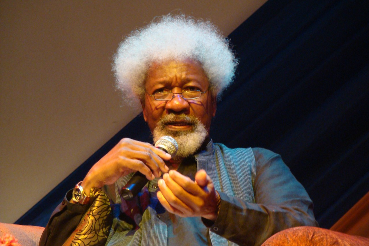 Soyinka does not write for the common Dicks