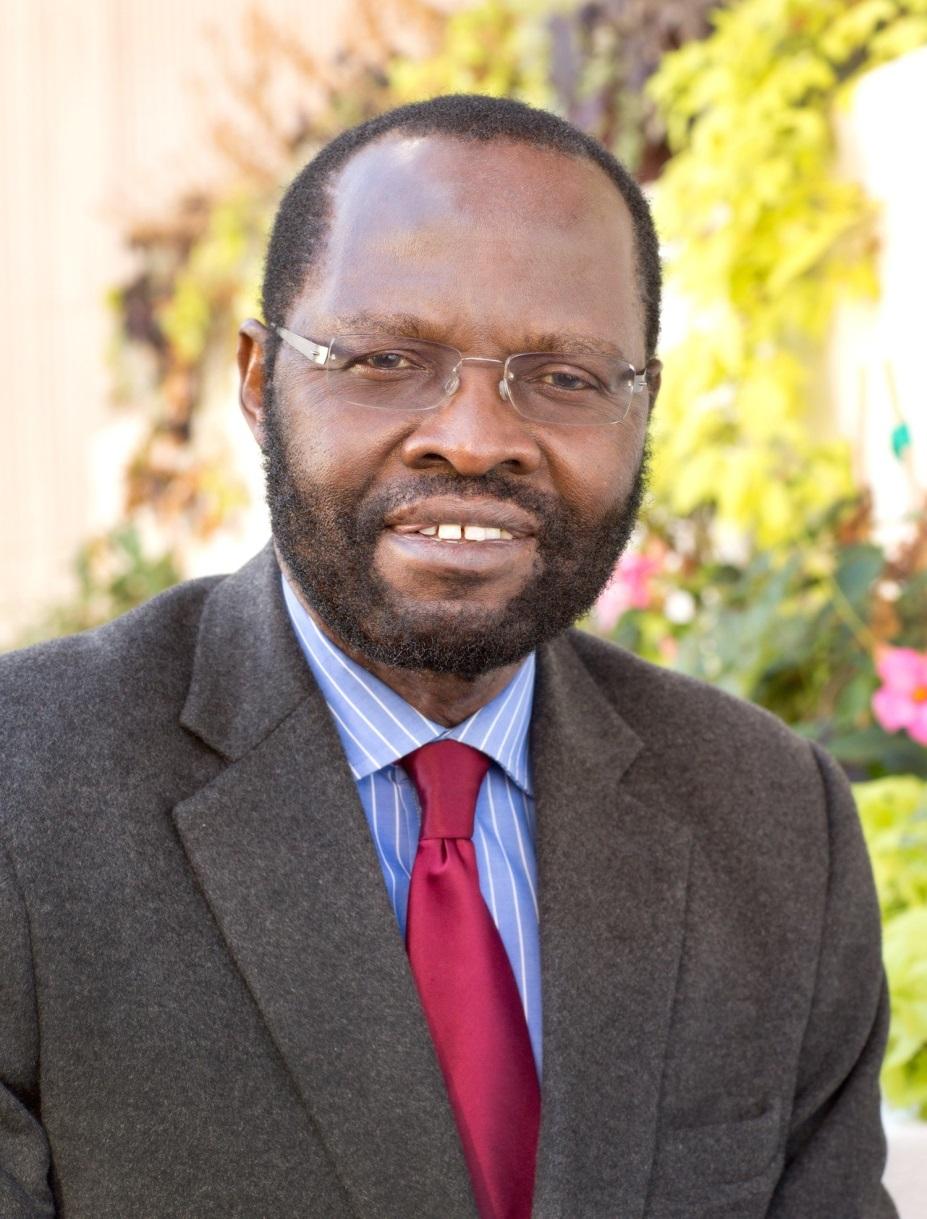 PORTRAIT: Prof Peter Anyang' Nyong'o