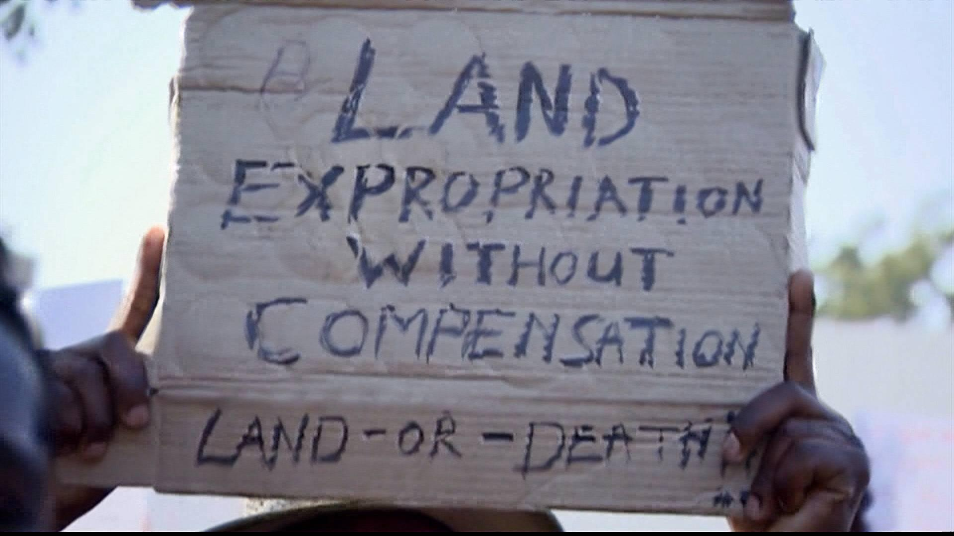 Expropriation: S. Africa's landmark headache